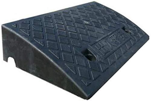 Rampas de la puerta del supermercado, la almohadilla de la desaceleración para los automóviles, las rampas de la pendiente Rampa de la scooter Rampas de la carretilla - Material de plástico - Rampas d