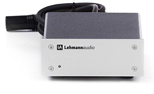 bester Test von lehmann audio linear LehmannAudio Black Cube SEII Silber Phono Stage