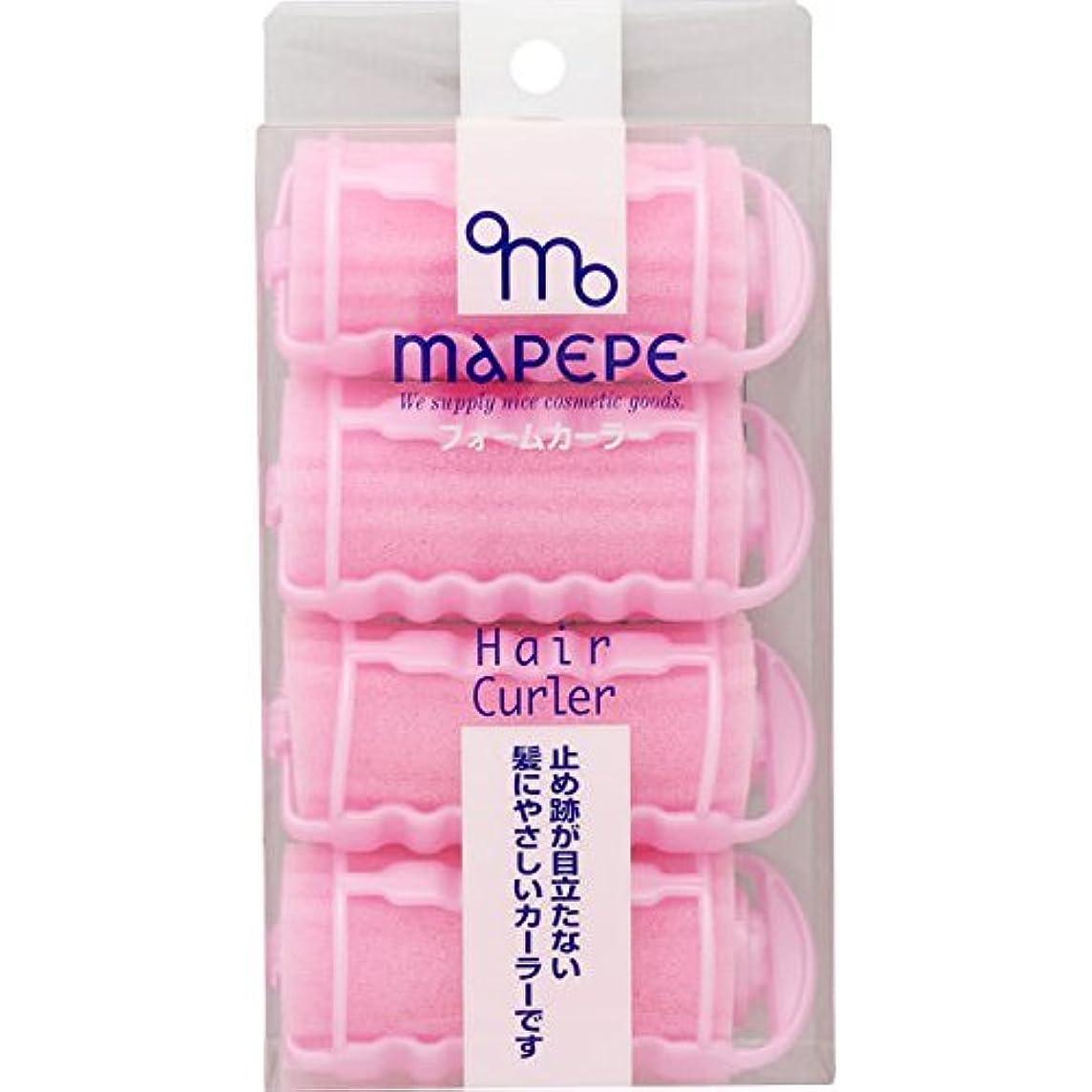 定規約決めますマペペ フォームカーラーM