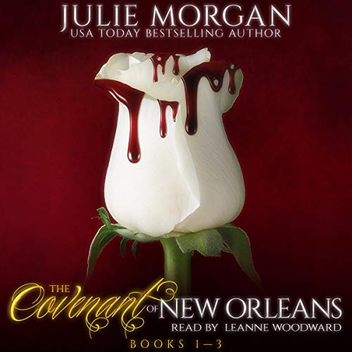 The Covenant of New Orleans Audiobook By Julie Morgan cover art