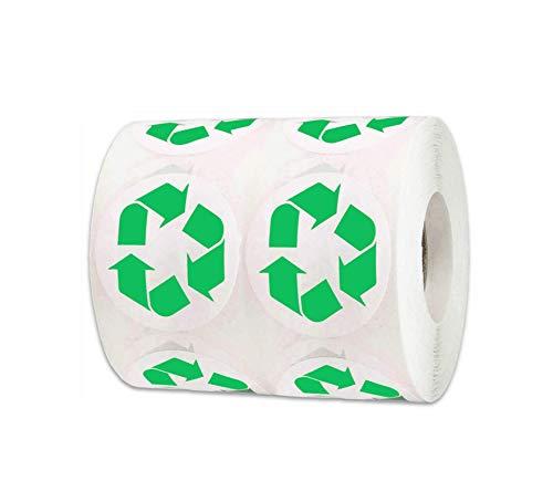 pegatina reciclaje fabricante SMARSTICKER