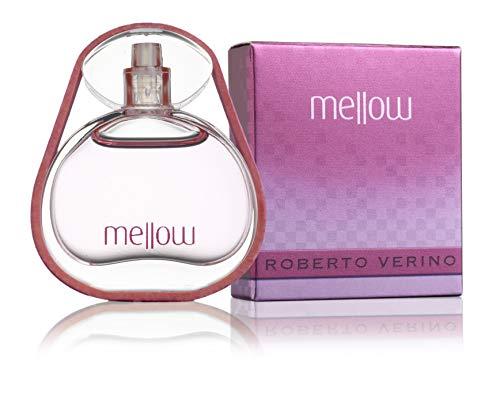 Mini perfume Mellow miniatura original Roberto Verino de colección EDT 4 ml.