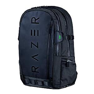 """Razer Rogue Backpack V3 15inch ゲーミング バックパック 大容量 15インチノートPC収納 防水加工 耐摩耗 【日本正規代理店保証品】 RC81-03640101-0000 black"""""""