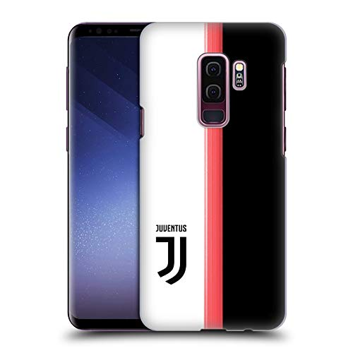 Head Case Designs Offizielle Juventus Football Club Home 2019/20 Race Kit Harte Rueckseiten Huelle kompatibel mit Samsung Galaxy S9+ / S9 Plus