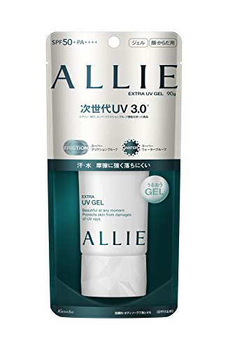 Kanebo ALLIE Extra UV Gel Sunscreen - SPF50+ PA++++