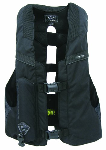 Hit Air Weste MOTO mit Airbag mlv-c L schwarz