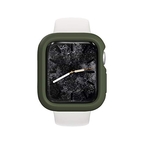 RhinoShield Bumper Case compatible with Apple Watch Series 3 / 2 / 1 - [42mm] | Slim Protective Cover, Lightweight and Shock Absorbent - Camo Green