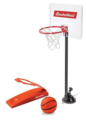 Perfect Life Ideas Mini Desktop Basketball Game Classic Miniature Basket Ball Shootout Table Top Office Shooting Toy Kids Sports Fans