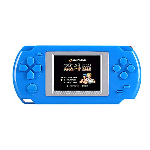 Pxp PVP 3000 Rechargeable Handheld Portable Games Console RETR Video Game with Free Rechargeable Lithium Battery and Game Card