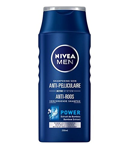 Nivea Men Shampoo Power Anti-Roos, 250 ml