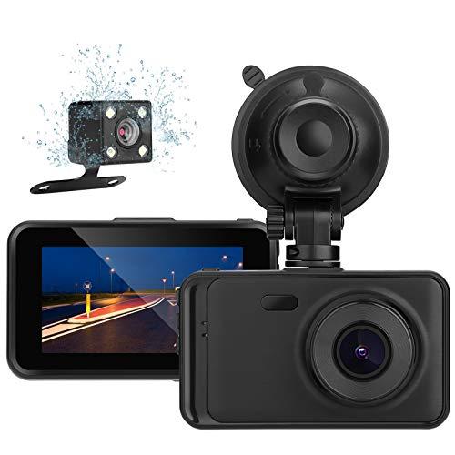 1080 p car dvr dual camera - 1