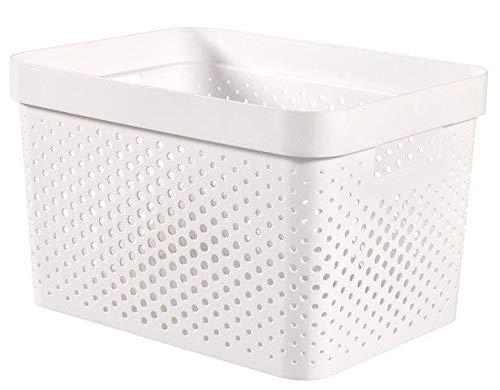 97916 Curver Infinity Aufbewahrungsbox Organizer Ordnungsbox 23 x 15 x 5 cm