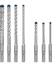 Bosch Professional 7x Expert SDS plus-7X hamerboorset (voor Gewapend beton, Ø 5-12 mm, accessoires Boorhamer)