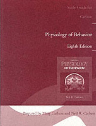 Study Guide for Physiology of Behavior