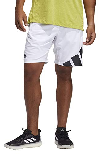 adidas GL8969 4K 3 Bar Short Pantaloncini Uomo White M