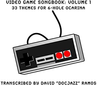 Video Game Songs for the 6 Hole Ocarina