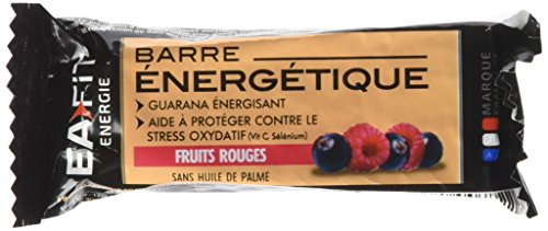 EAFIT Barres Energétique Fruits Rouges...