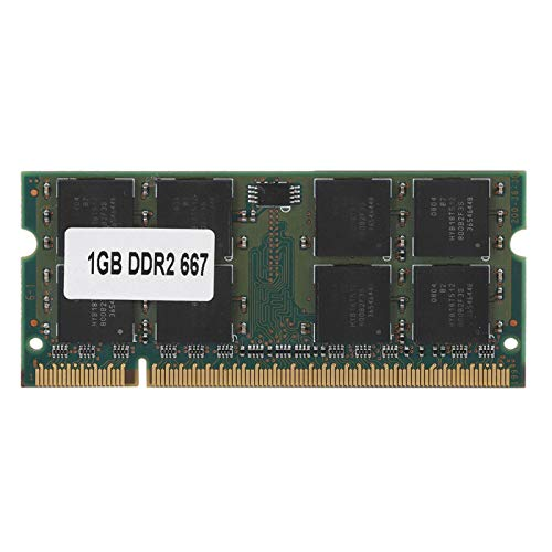 Módulo de Memoria de computadora DDR2 1G 667MHZ para PC2-5300 Notebook Memoria Totalmente Compatible para AMD 200Pin