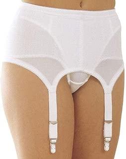 Rago Women's Six-Strap Shaper Garter Belt