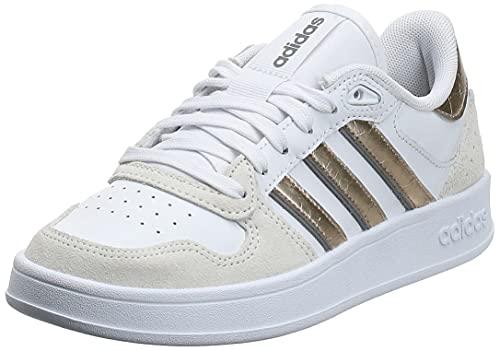adidas BREAKNET Plus, Chaussures de Tennis Femme,...