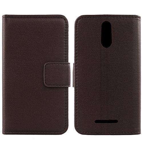 Gukas Design Echt Leder Tasche Für Gigaset GS170 5