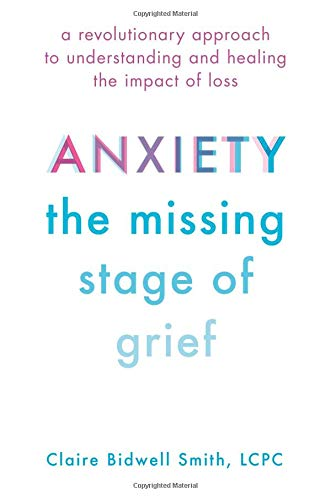 Anxiety: The Missing Stage of Grief: A Revolutionary Approach to Understanding and Healing the Impact of Loss
