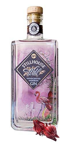 Stillhouse Wild Gin - Gin mit namibischer Hibiscusblüte und wildem Rosmarin (1 x 0,375 l)