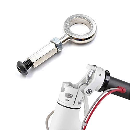 Yungeln Scooter Eje de Bloqueo Tornillo ensamblado Tornillos Juego de Repuesto para Xiaomi 1S/M365/Pro Scooter eléctrico