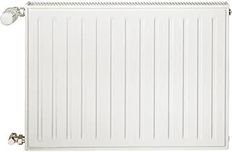 Radiateur eau chaude REGGANE 3000 type 21 vertical blanc largeur 600mm hauteur 1950mm 2040W R/éf 21V19 060 F25211950601