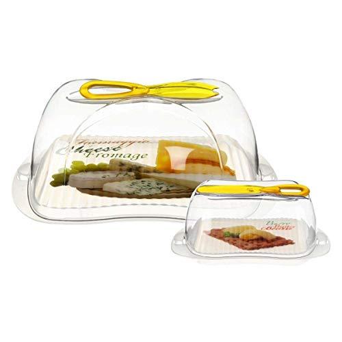 Boîte à fromage et beurrier