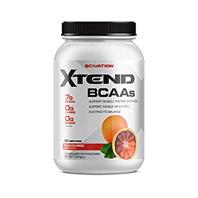 Scivation, Xtend BCAAs Different Flavours and Servings by Nutrabolt