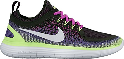 Nike WMNS Free Rn Distance 2 Zapatillas de running para mujer, beige, color, talla 11.5
