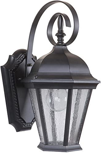 Craftmade Z2904-MN Price reduction Chadwick Outdoor Wall Max 69% OFF Lanterns Lightin Sconce
