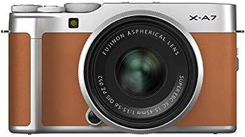 Fujifilm X-A7 24.2MP Mirrorless Digital Camera with XC15-45mm Lens