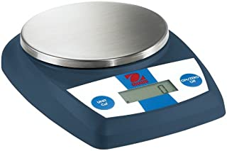 Ohaus CL5000F Portable Culinary Scale, 120mm Pan, 5000g Capacity, 1g Readability