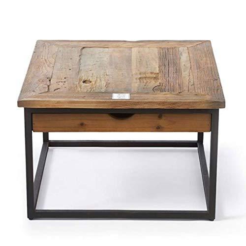Riviera Maison - Shelter Island - Coffee Table - Beistelltisch Couchtisch - 60 x 60 cm