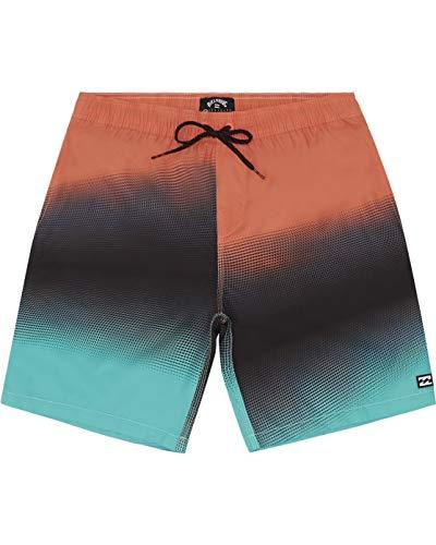 Billabong Resistance LB Shorts, Hombre, Pacific, L