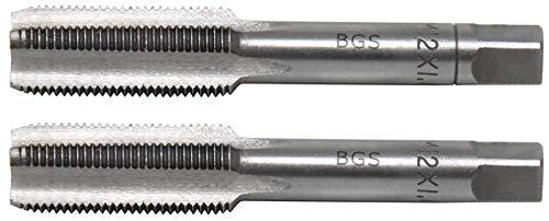 BGS 1900-M12X1.0-B | Gewindebohrer | Vor- und Fertigschneider | M12 x 1,0 | 2-tlg.