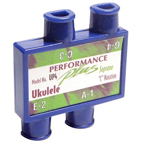 Performance Plus GP6P Stimmpfeife für Gitarre Ukulele Bulk