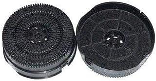 Ikea / Whirlpool / WPRO 2 St. Aktivkohlefilter von AllSpares Nyttig Fil 200 / 484000008782 / Typ58
