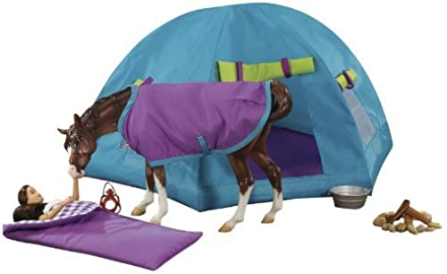 Breyer Backcountry Camping Set - Accessory for Breyer Tradtional Horse Toy Models by Breyer