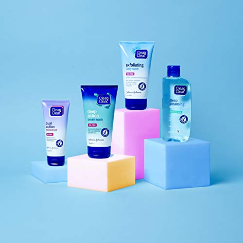 Clean & Clear Exfoliating Daily Wash, 150ml
