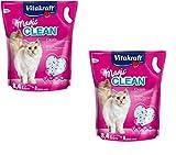 Vitakraft Magic Clean 15526 - Arena para gatos (8 semanas, 8