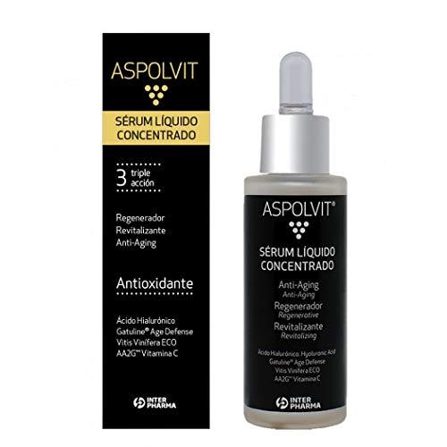 INTERPHARMA 78 Serum Liquido Concentrado Antioxidante Triple