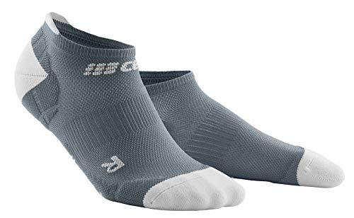 CEP Unisex-Adult Socken, Grey/Light Grey, 42-45