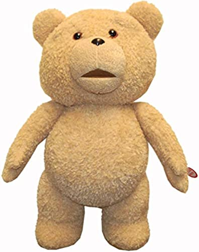 [UK-Import]Ted 16-Inch R-Rated Talking Plush Teddy Bear With Moving Mouth