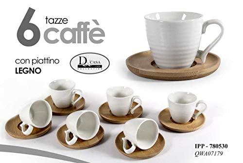 24 cm Home 784828 15 GICOS IMPORT EXPORT SRL Barattolo biscottiera Biscuits Contenitore in Ceramica 15