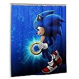 Feinilin Shower Curtain for Bathroom Decoration 60x72 in
