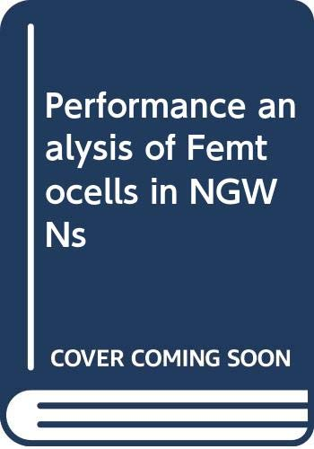 Performance analysis of Femtocells in NGWNs