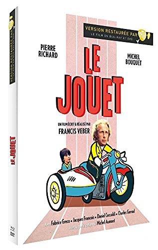 Le Jouet [Digipack + Blu-ray + DVD] [Édition Digibook Collec